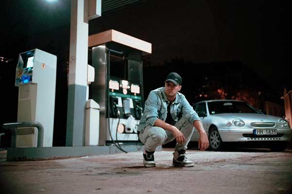 Рэпер из Резекне Fanya презентовал свой новый альбом