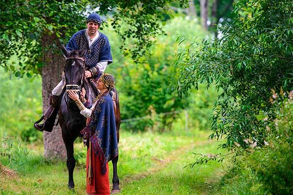 Новая музейно-педагогическая программа «Образ жизни древних латгальцев»