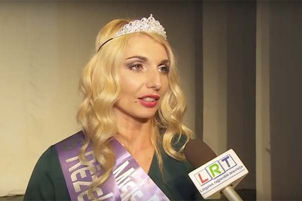 ВИДЕО: Объявлена обладательница титула «Миссис Резекне 2016»