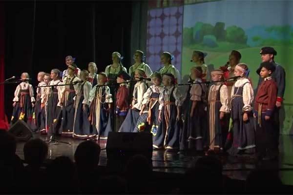 "Ансамбль ""Zdravinka"" в Резекне празднует 10-летний юбилей"