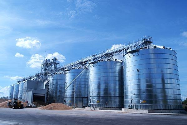 Linas Agro построит новый элеватор для зерна в Резекне