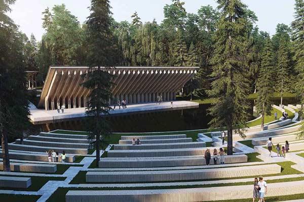 ФОТО: Грандиозный план развития усадьбы Лузнава