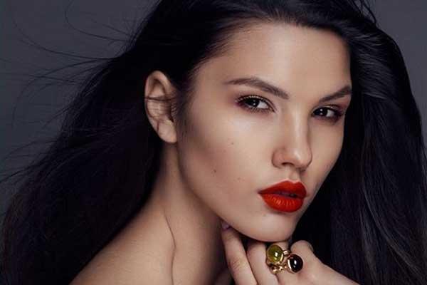 Модель резекненка Синтия Селицка: Индустрия моды – это вирус, который меня полностью захватил