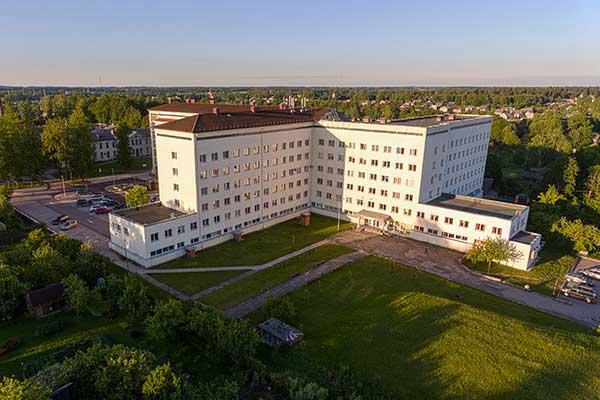 В Резекненской больнице новый член правления