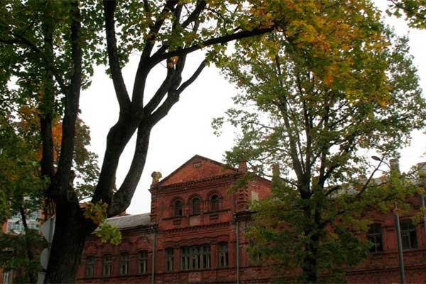 История надолго забытого дома Сурмонина в Резекне