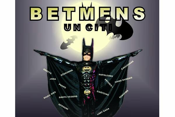 «Бэтмен и другие» – выставка восковых фигур в Резекне
