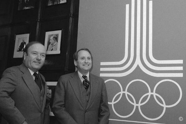 Как в Резекне придумали эмблему московской Олимпиады