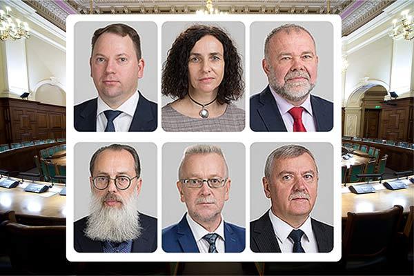 В каких комиссиях будут работать резекненские депутаты Сейма?