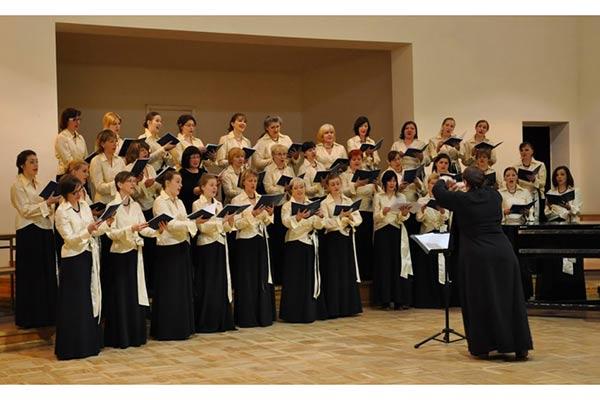Совместный концерт смешанного хора «La Clé des Chants» и женского хора «Medicus»