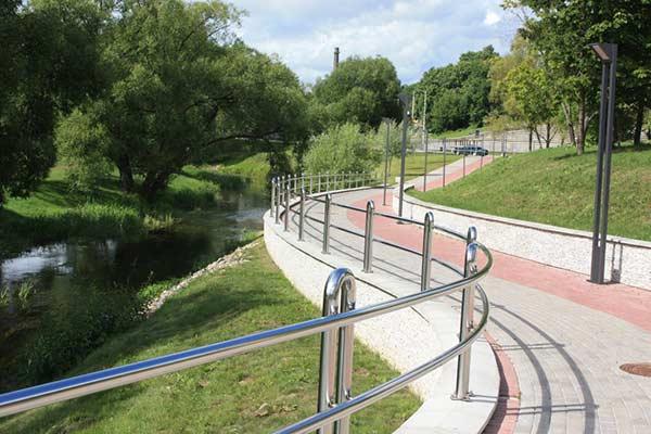 Дума за 12 тыс. евро хочет создать объект среды на променаде возле реки