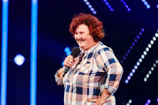 Маргарита из Резекненского края не прошла в финал «X Factor», но выступила очень ярко (ВИДЕО)