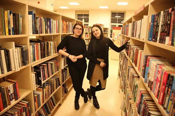 Ксения и Кристина: авторы необычных благотворительных акций в Латгалии