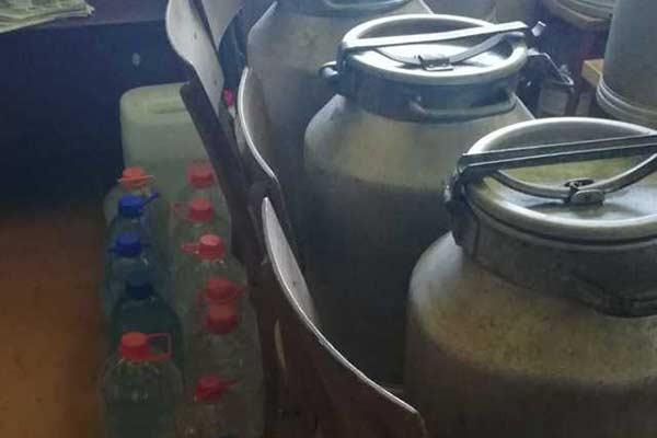 В Резекненском крае ликвидировано незаконное производство алкоголя