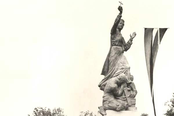 Из истории Латгалии: Латгальскую Мару сносили несколько раз