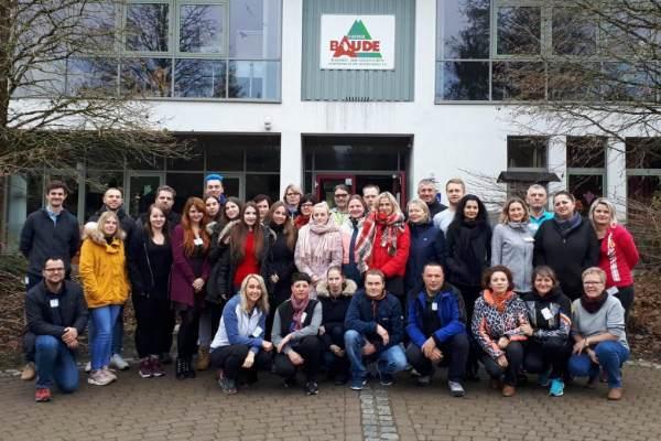 Международное обучение в Германии «Уверенная молодёжь»