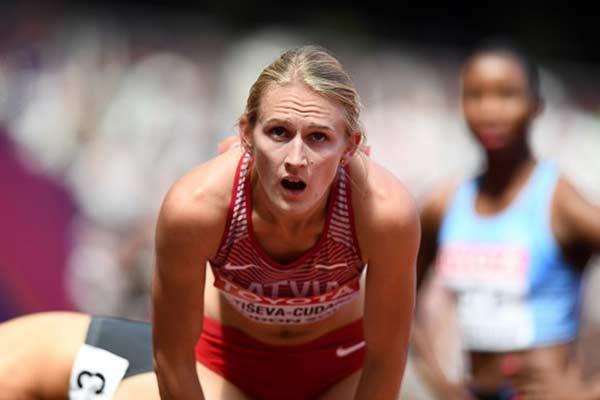 Вайчуле побила рекорд Латвии, который продержался 43 года