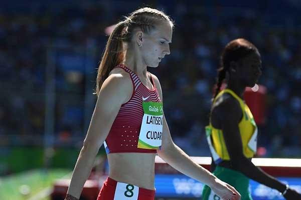 Латышева-Чударе стала самой быстрой представительницей Европы на ЧМ в Лондоне