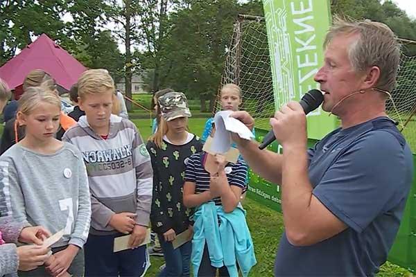 Жители Резекненского края принимают участие в оздоровительных мероприятиях
